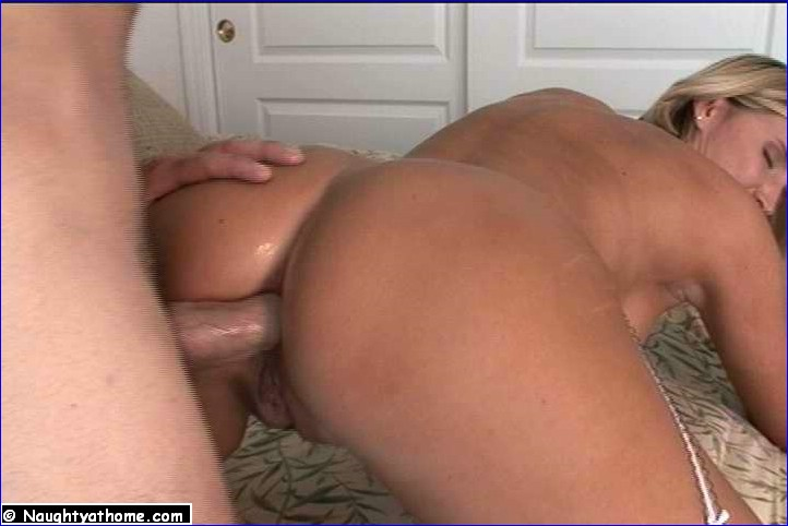 Spencer anal photo desirae