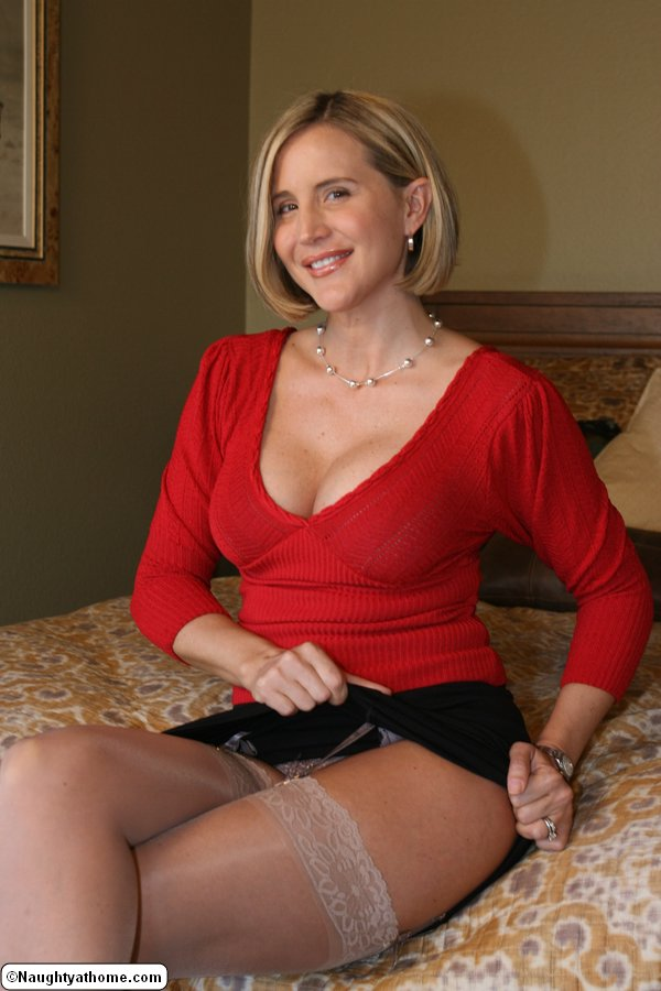 Naughty at home cum