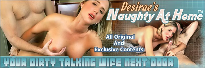 naughty at home desirae spencer