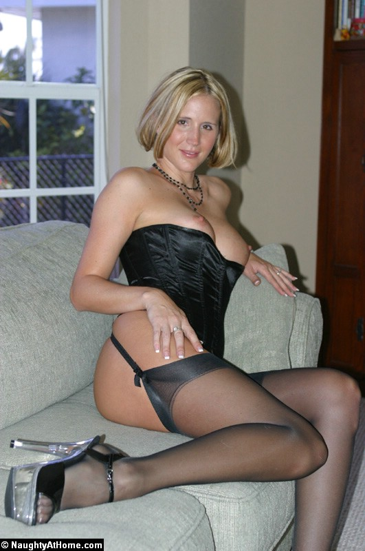 Hot wife lingerie desirae