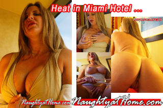 heat in miami hotel