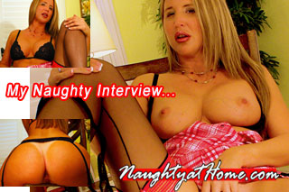 naughty interview with desirae spencer naughtyathome.com